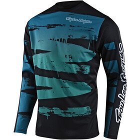 Troy Lee Designs Sprint Jersey Youth, azul/negro